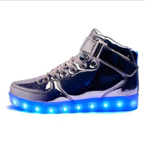 LED Lighted Shoes for women and Men - Casual Shoes-PinkPinker