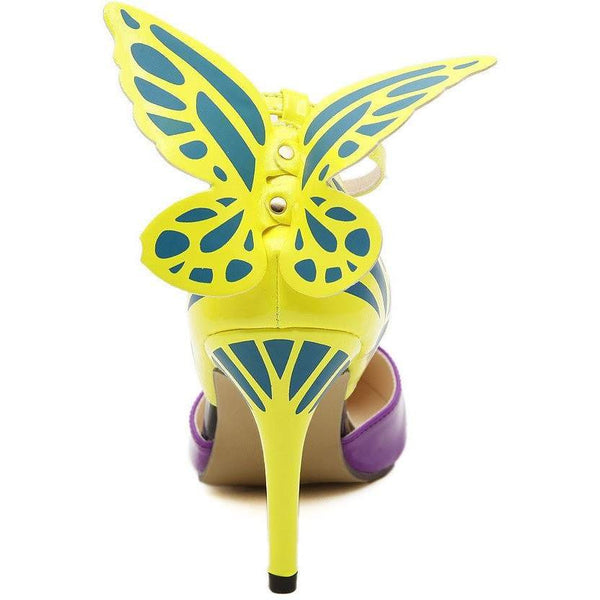 New Design Butterfly Fashion Shoes For Women-PinkPinker