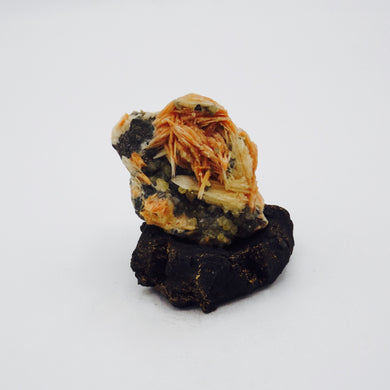 Baryte with Cerussite