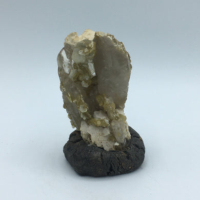 Quartz Muscovite on Microcline