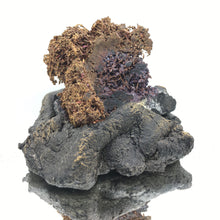 Copper with Cuprite
