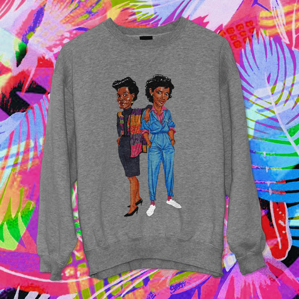 Vivian and Clair Sweatshirt