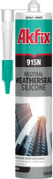915 Weatherseal Chestnut Brown Silicone