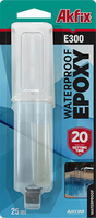 Akfix E300 Waterproof Epoxy 25ml