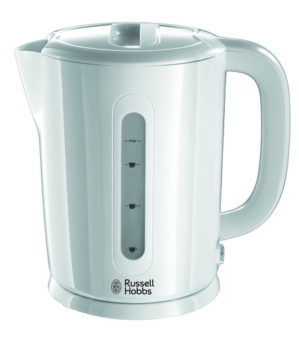RUSSELL HOBBS DARWIN WHITE 1.7LTR KETTLE - MK Choices CIC