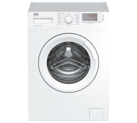 BEKO WHITE 7KG 1400 SPIN WASHING MACHINE