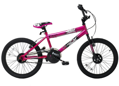 "Freestyle 20"" Bike - Purple"