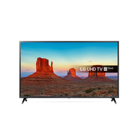 LG 43-Inch UHD 4K HDR Smart LED TV with Freeview Play