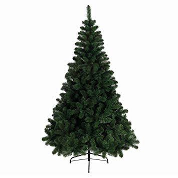 7FT Artificial Christmas Tree with FREE lights