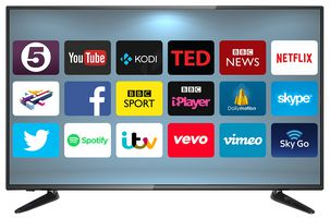 "CELLO 43"" SMART LED TELEVISION"