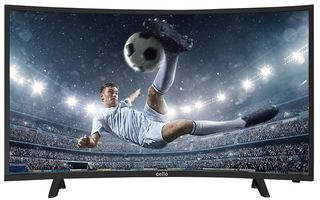 "CELLO 40"" CURVED LED FULL HD TELEVISION"