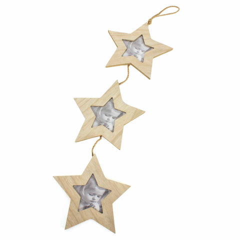Triple Star Hanging Frames - MK Choices CIC