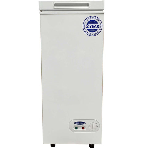 ICEKING WHITE 60L CHEST FREEZER - MK Choices CIC