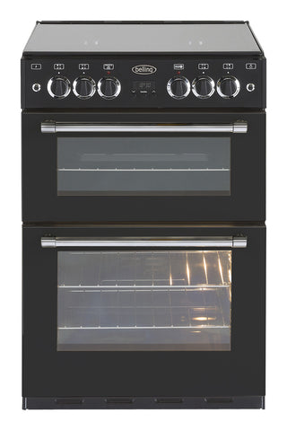 BELLING CLASSIC 60CM GAS COOKER WITH DOUBLE OVEN - MK Choices CIC