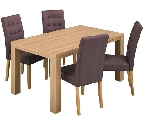 Curve Dining Table - MK Choices CIC