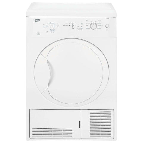 BEKO WHITE 7KG CONDENSER TUMBLE DRYER - MK Choices CIC