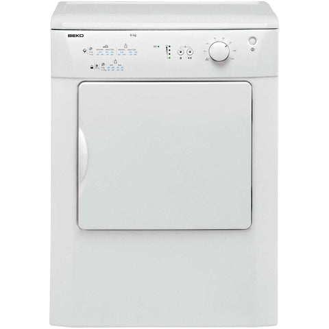 BEKO 6KG WHITE VENTED TUMBLE DRYER - MK Choices CIC