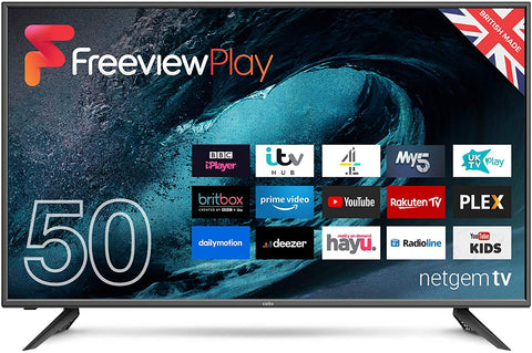 "CELLO 50"" ANDROID SMART LED TELEVISION"