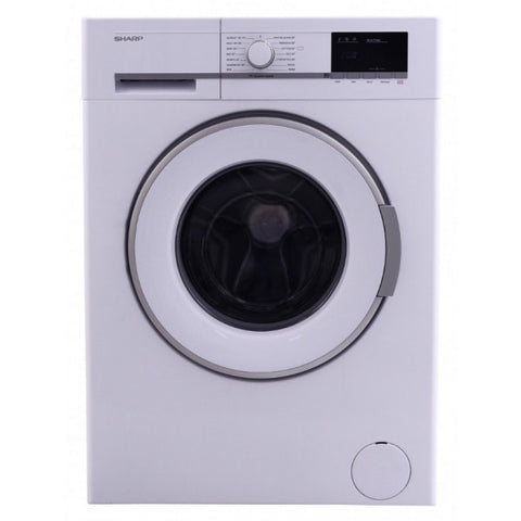 SHARP WHITE 1400 SPIN 7KG WASHING MACHINE - MK Choices CIC