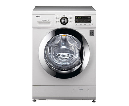 LG 8KG 1200 SPIN DIRECT DRIVE WASHING MACHINE - MK Choices CIC