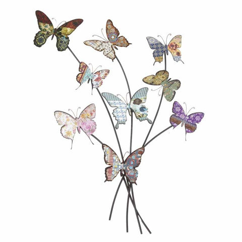 Butterfly Wall Art - MK Choices CIC