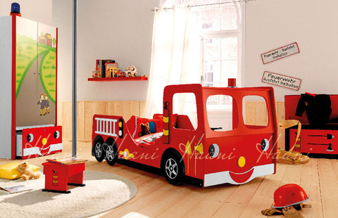 Fire Engine Bed Set