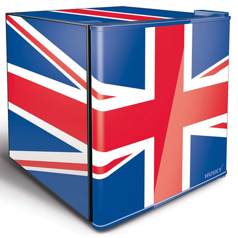 HUSKY UNION JACK 48L DRINKS CHILLER - MK Choices CIC