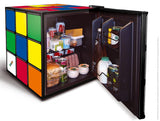 HUSKY RUBIKS CUBE TABLE TOP DRINKS FRIDGE - MK Choices CIC