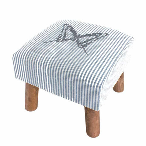Butterfly Footstool - MK Choices CIC