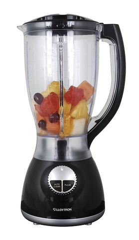 LLOYTRON BLACK 2LTR BLENDER WITH GRINDER ATTACHMENT - MK Choices CIC