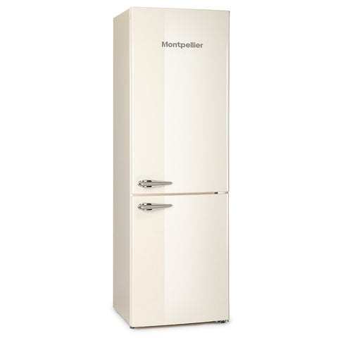 MONTPELLIER RETRO STYLE FRIDGE FREEZER - MK Choices CIC