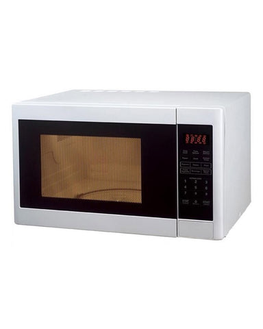 MONTPELLIER WHITE 25L COMBINATION MICROWAVE - MK Choices CIC