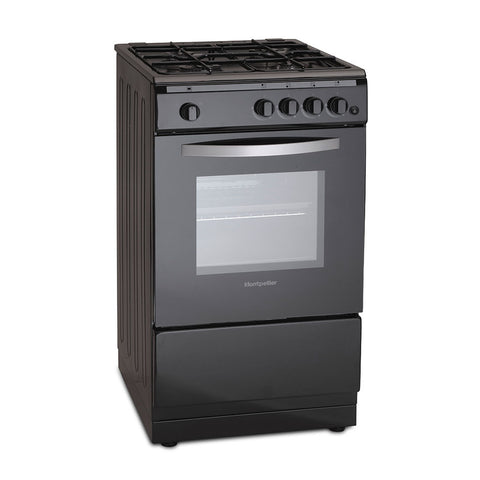 MONTPELLIER 50CM SINGLE CAVITY GAS COOKER - MK Choices CIC