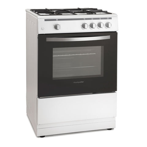 MONTPELLIER SINGLE SINGLE 60CM GAS COOKER - MK Choices CIC
