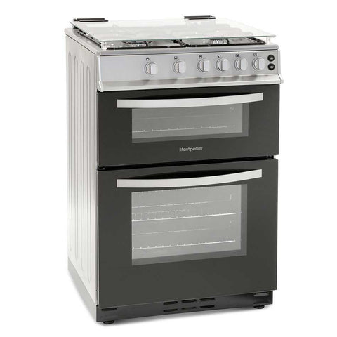 MONTPELLIER 60CM TWIN CAVITY GAS COOKER - MK Choices CIC