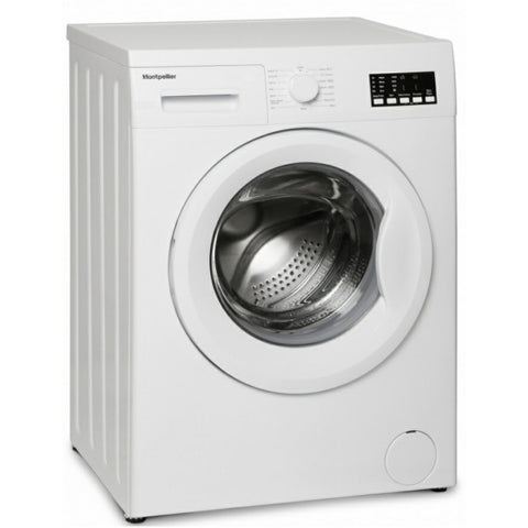 MONTPELLIER WHITE 10KG 1200 SPIN WASHING MACHINE - MK Choices CIC
