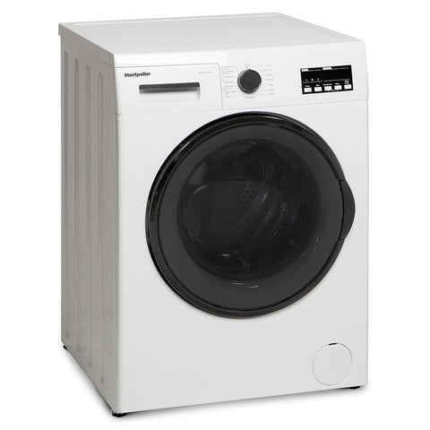 MONTPELLIER WHITE 7KG WASHER DRYER WITH 5KG DRY LOAD - MK Choices CIC