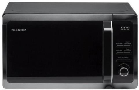 SHARP 20L SOLO MICROWAVE - MK Choices CIC