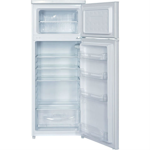 INDESIT WHITE TOP MOUNT FRIDGE FREEZER - MK Choices CIC