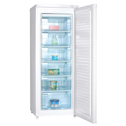 ICEKING WHITE 144CM TALL FREEZER - MK Choices CIC