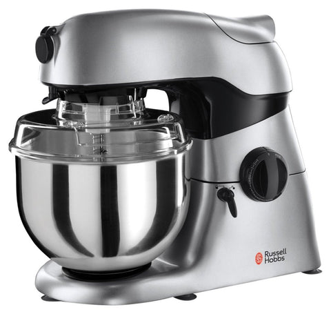 RUSSELL HOBBS SILVER KITCHEN MACHINE - MK Choices CIC