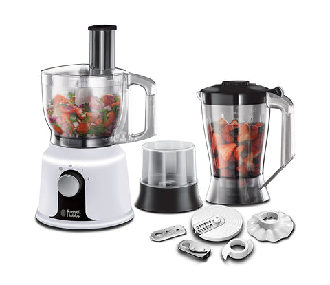 RUSSELL HOBBS FOOD PROCESSOR - MK Choices CIC