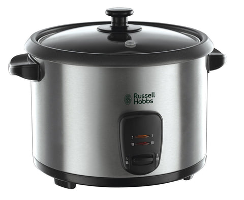 RUSSELL HOBBS 1.8LTR RICE COOKER AND STEAMER - MK Choices CIC