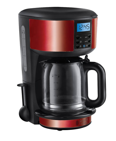 RUSSELL HOBBS LEGACY COFFEE MAKER WITH 24 HOUR DIGITAL TIMER AND PAUSE AND POUR SETTING - MK Choices CIC
