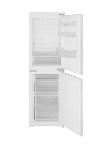 SERVIS STATIC 50/50 SPLIT INTEGRATED FRIDGE FREEZER