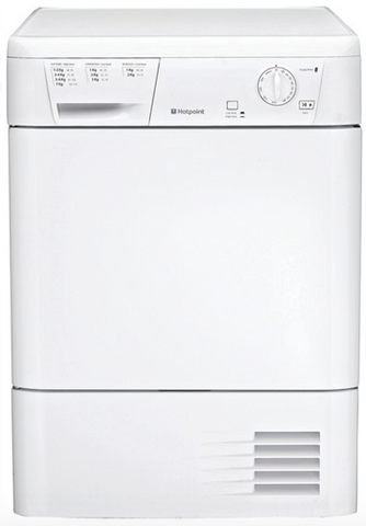 HOTPOINT WHITE 7KG CONDENSER TUMBLE DRYER