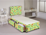 Dinosaur Divan Bed Set