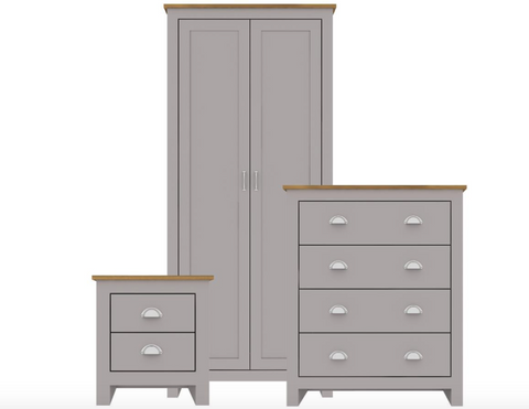 Lancaster 3 Piece Bedroom Set