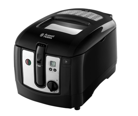 RUSSELL HOBBS BRUSHED DIGITAL DEEP FAT FRYER