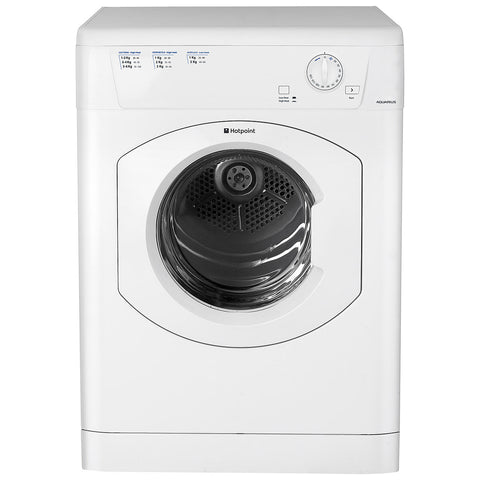 HOTPOINT WHITE 8KG VENTED TUMBLE DRYER - MK Choices CIC